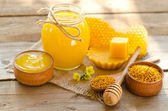 Beekeeper's still life — Stock Photo