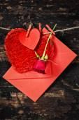 Valentine's day composition — Φωτογραφία Αρχείου
