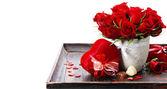 Valentijn samenstelling — Stockfoto