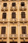Building in Havana Cuba — Stock Photo