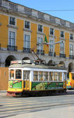 Lisbon trolley — Foto Stock
