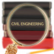 Looking in on education - Civil Engineering — Stock Photo #63510039
