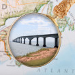 Confederation Bridge, Canada — Stock Photo #68519411