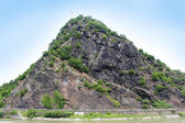 Loraley rock, Germany on the Rhine river — Stock Photo
