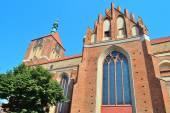 Gdansk,  Church of St. John — Foto de Stock