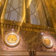The Empire State Building entrance hall decorations — Zdjęcie stockowe #51830613