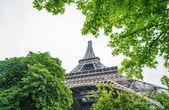 La Tour Eiffel in Paris — Stock Photo