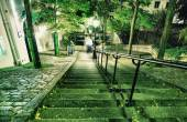 Staircase of Paris — Foto de Stock