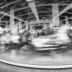 Merry-Go-Round blurred movement — Stock Photo #51871895