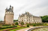 Chateau de Chenonceau in Loire Valley, France — Stock Photo