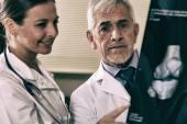 Senior expert male doctor — Stock fotografie