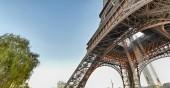 Beautiful view of Eiffel Tower — Stock Photo