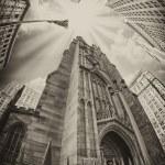 Trinity Church in New York City — Stock Photo #52110127