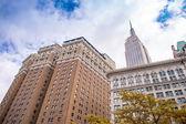 Arquitectura de nueva york. — Foto de Stock