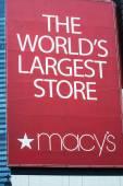 World's Largest Store — Stock Photo