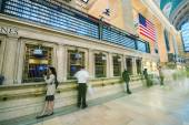 Interior of Grand Central Station — Stock Photo