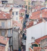 City streets in Cannes — Stock Photo
