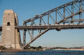 シドニー ハーバー ブリッジ、ニュー ・ サウス ・ ウェールズ - オーストラリア — ストック写真