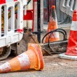 Road works — Stock Photo #53618707