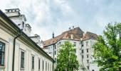Prague, tschechische republik. stadt-architektur — Stockfoto