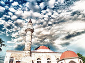 Old islamic church building — Stock Photo