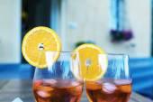 Cocktails frescos — Foto Stock