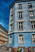 Beautiful city architecture — Stockfoto