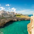 Village of Polignano a Mare — Stock Photo #55203843