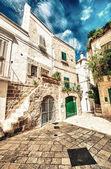 Quaint village of Apulia — Stock Photo