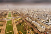 Eiffel Tower surroundings - Paris — Foto Stock