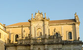 Architectural detail of Lecce — Stock Photo