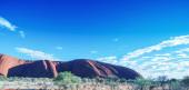 Desert of Australia — Stockfoto