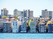 Sydney Homes - Australia — Stock Photo