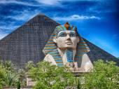 Luxor las vegas — Foto de Stock