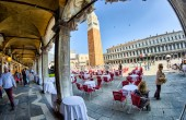 Saint Mark Square — Stock Photo