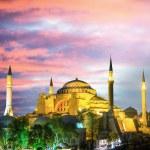 Hagia Sophia, Istanbul — Stock Photo #57428845