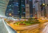 Skyline de Hong kong — Fotografia Stock
