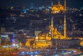 Yeni Cami, New Mosque — Stock Photo