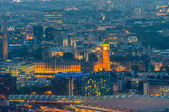Westminster and Houses of Parliamen — Stockfoto