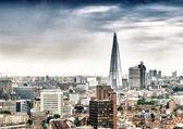 London modern skyline — Stock Photo
