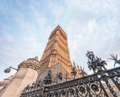 Magnificence of The Big Ben — Stock Photo