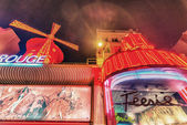 The Moulin Rouge cabaret in Paris, France. — Stock Photo