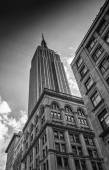 The Empire State Building view — Stock Photo