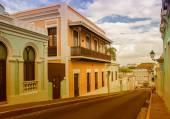 Streets of San Juan — Foto Stock