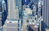 ニューヨーク市の建築. — ストック写真