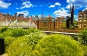 Manhattan Buildings in New York — Stock Photo