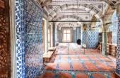 Rustem Pasa Mosque, Istanbul — Stock Photo