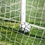 Soccer ball close up — Stock Photo #67870919
