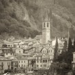 Small town on Lake Como — Stock Photo #68800879