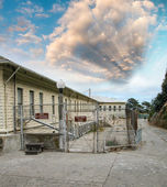 Alcatraz adası, san francisco — Stok fotoğraf